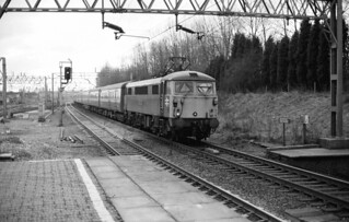 Electric Scot At Tring