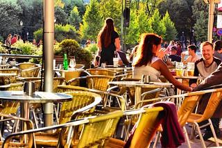 Refreshments in the Sun v2