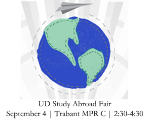 Visit Study Abroad Fair