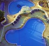 Hotel swimmimg pool.