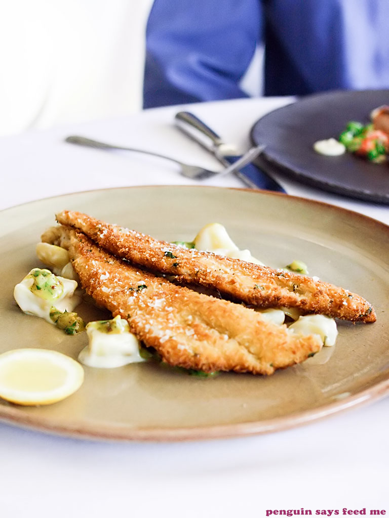 Fried Whitefish With Aioli Recipe — Dishmaps