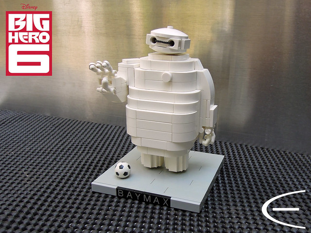 LEGO Baymax (Disney Big Hero 6)