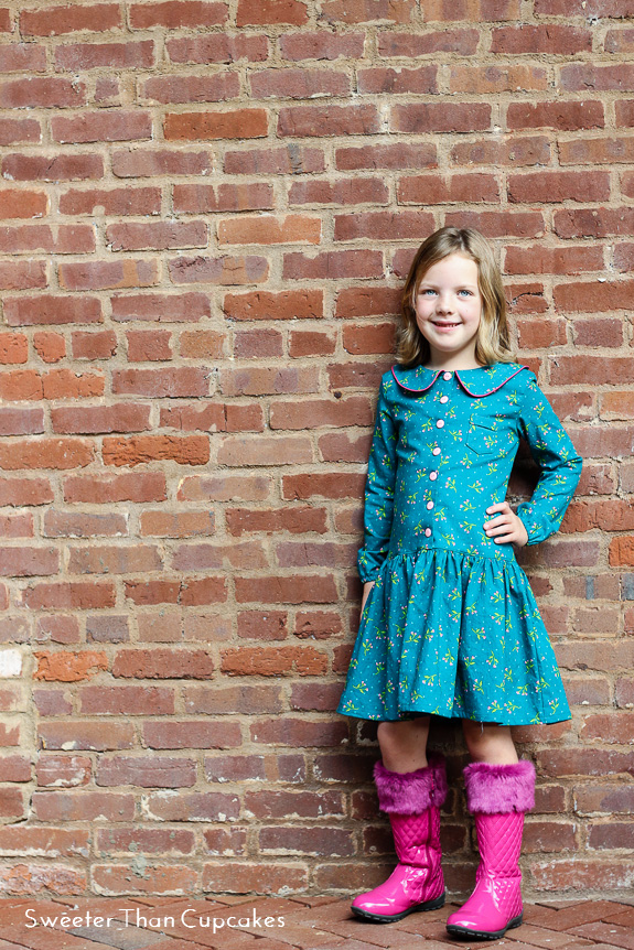 Modkid Avery Dress