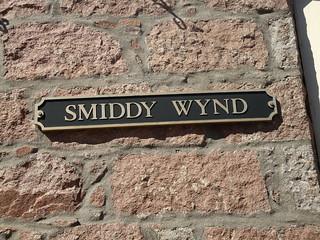 Smiddy Wynd o Banchory