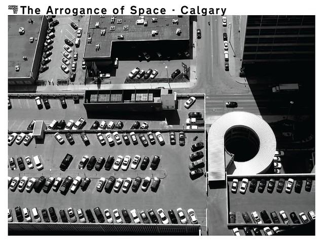 The Arrogance of Space - Calgary 001