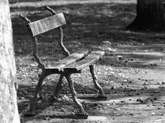 L'absence... (Saint-Flour France).