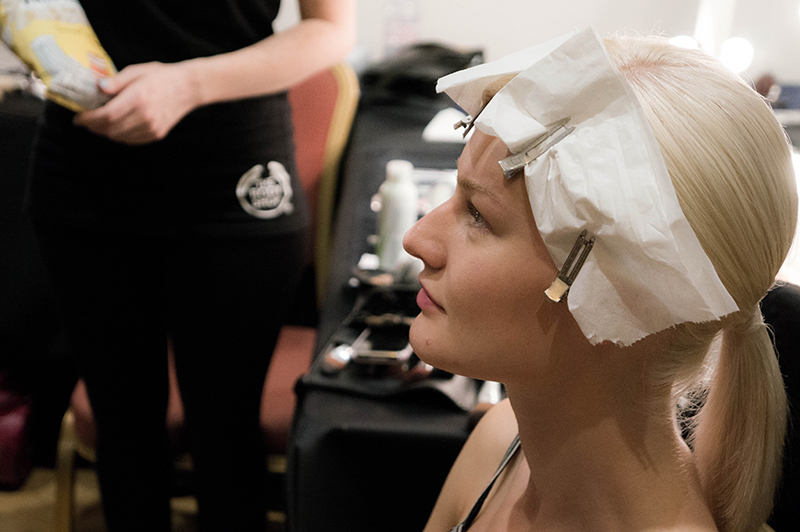 LFWSS15-Kiev-Hair | www.latenightnonsense.com