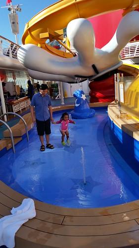 Mickey's Splash Zone