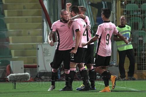 Palermo, buon pareggio con l'Inter$
