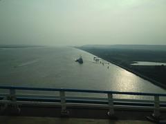 Crossing the bridge - Photo of Pierrefitte-en-Auge