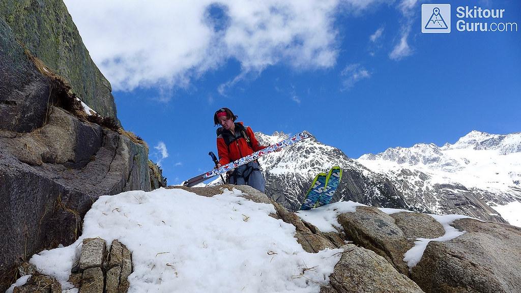 Diechterhorn (day 3, h.r. Swiss Glacier) Urner Alpen Schweiz foto 25