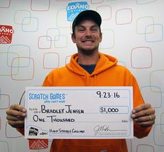 Bradley Jensen - $1,000 High Stakes Casino