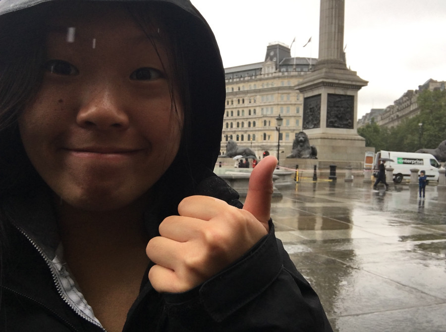 Ly, Cindy; London, England - ELEVEN Weather