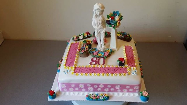 Birthday Cake by Anita Heaton