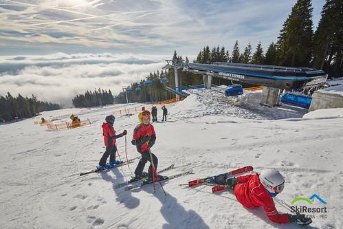 Přijeďte si zalyžovat kdykoliv v sezoně 2016/17 do Skiresortu ČERNÁ HORA - PEC s 30% slevou