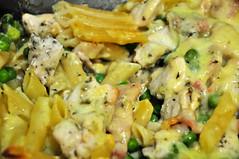 Homemade Chicken Pasta