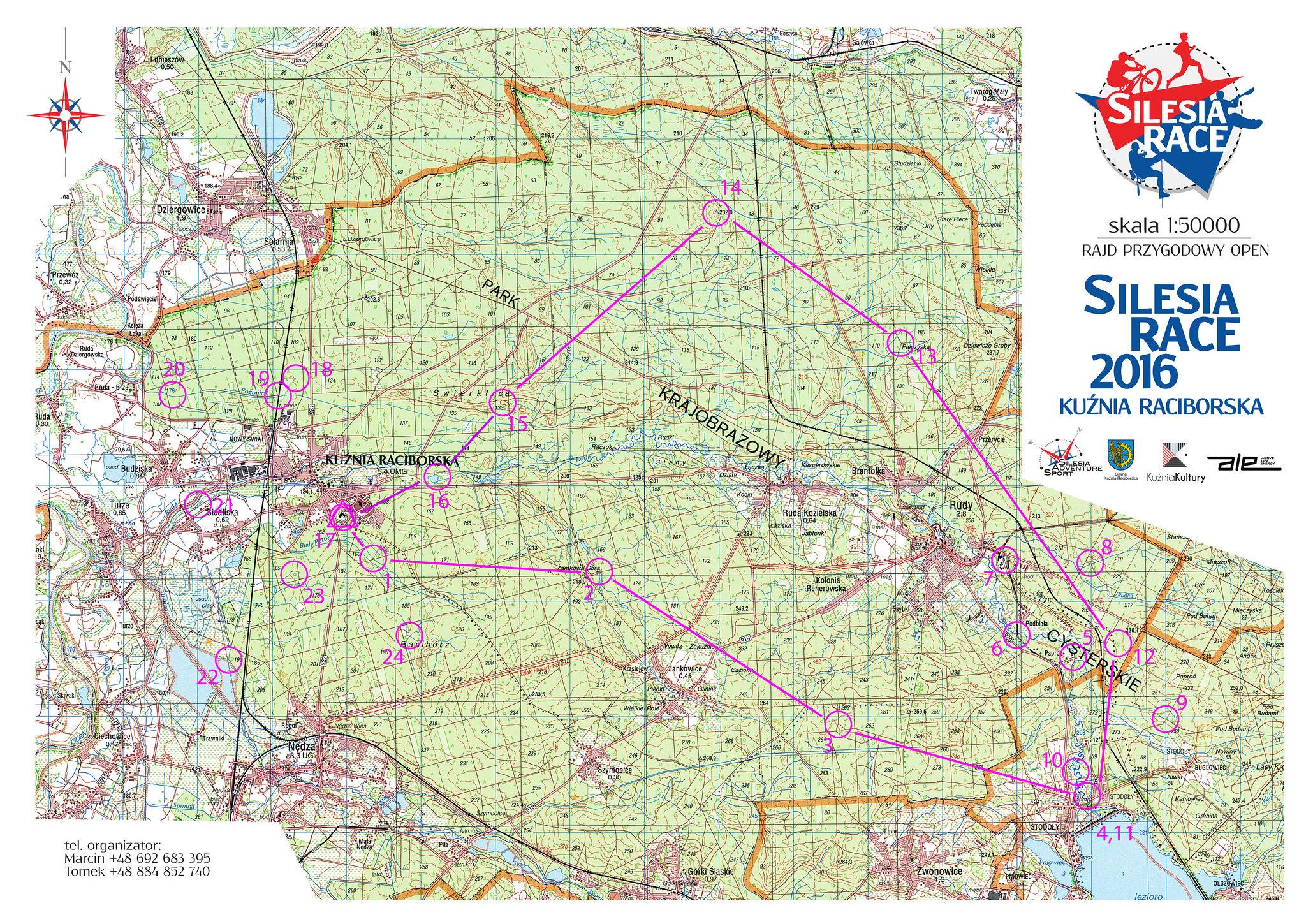 GSAR2016-Mapa