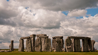 Изображение Stonehenge Landscape. d300s nikon nikkor nikon18105mmf3556 18105mmf3556 stonehenge stone worship wiltshire uk unitedkingdom ruin rural sky cloud monument summer photoshop outside outdoor
