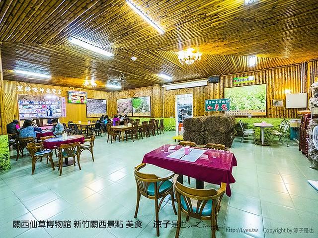 關西仙草博物館 新竹關西景點 美食 54