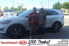 #HappyBirthday to Newton from Zane Beadles at Southwest KIA Rockwall!