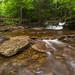 Crossing in the Glen by Ken Krach Photography