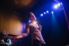 Dance Gavin Dance @ Rescue Rooms (Nottingham, UK) on November 8, 2016