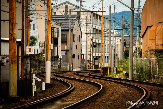 Railways curves