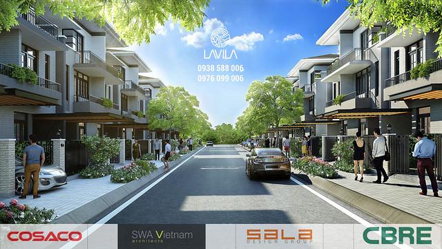 Các đơn vị uy tín tham gia phát triển dự án Lavila Nhà Bè.