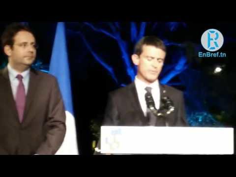 رئيس الوزراء الفرنسي يخطئ في تسمية الرئيس التونسي و يقول له الباجي قائد الزبي 