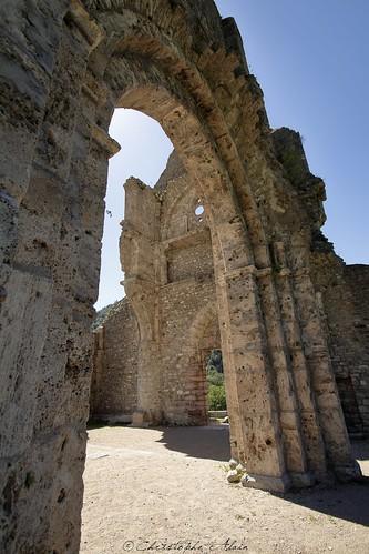 Abbaye d'Aulps 08
