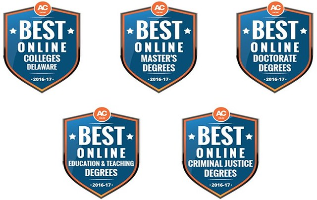 Wilmington University has been named one of the nation's best colleges for online learning by AffordableCollegesOnline.org (ACO), a college information, resources and rankings website. Wilmington University was recognized five times by ACO, which generates their rankings by analyzing cost and quality metrics for thousands of U.S. colleges with online degree programs.