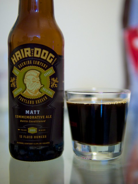 Hair of the Dog Matt