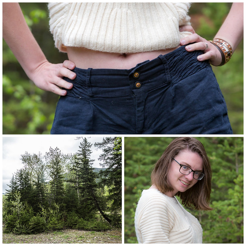 Crop, sweater, high waisted, shorts, never fully dressed, withotuastyle, montana,