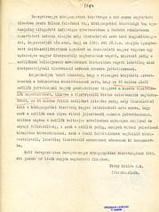 """II/16. A zsidóktól elvett szőlőbirtokotok """"átadása"""" a megerősítendő magyar középosztálynak K184_1943_27_73714_1084o"""