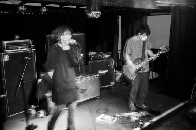 Melt Banana Live 2014 Trier Exhaus