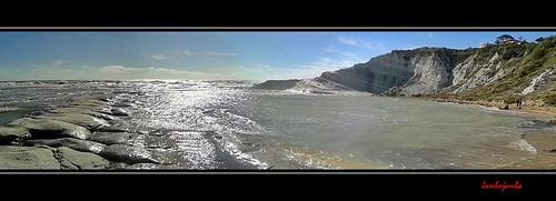 sea panorama cliff seascape beach landscape mare sicily spiaggia sicilia agrigento scogliera portoempedocle realmonte scaladeiturchi puntagrande jambojambo samsunggti9070