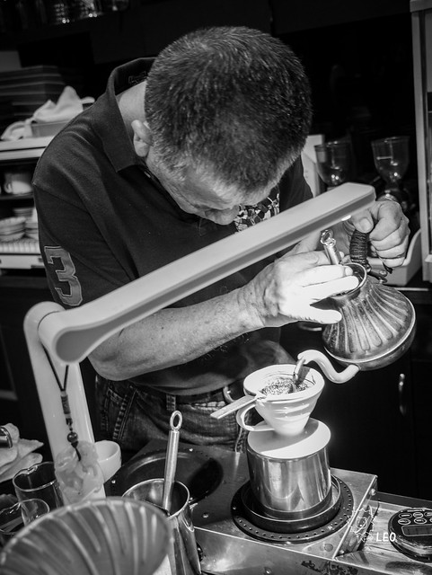[新竹 東區]–對於咖啡,用心於完美–GB5 Cafe'