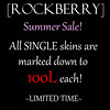 [ROCKBERRY] Summer SALE