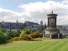 2nd Wedding Anniversary, Edinburgh, Scotland, May 2014