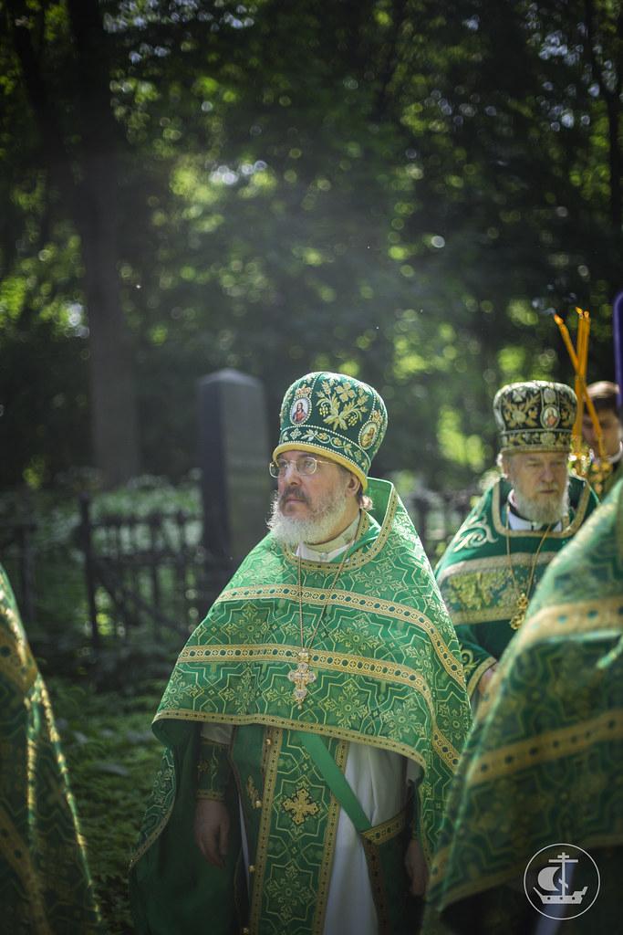 6 июня 2014, День памяти блаженной Ксении Петербургской / 6 June 2014, Day of Remembrance of Xenia of Saint Petersburg