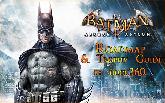 batman arkham asylum game guide