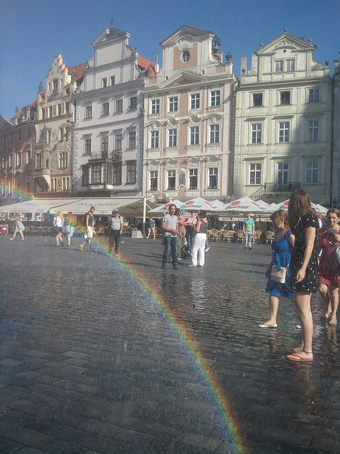 Beach in the city - Prague (8)