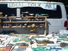 folk art, Wellfleet, MA
