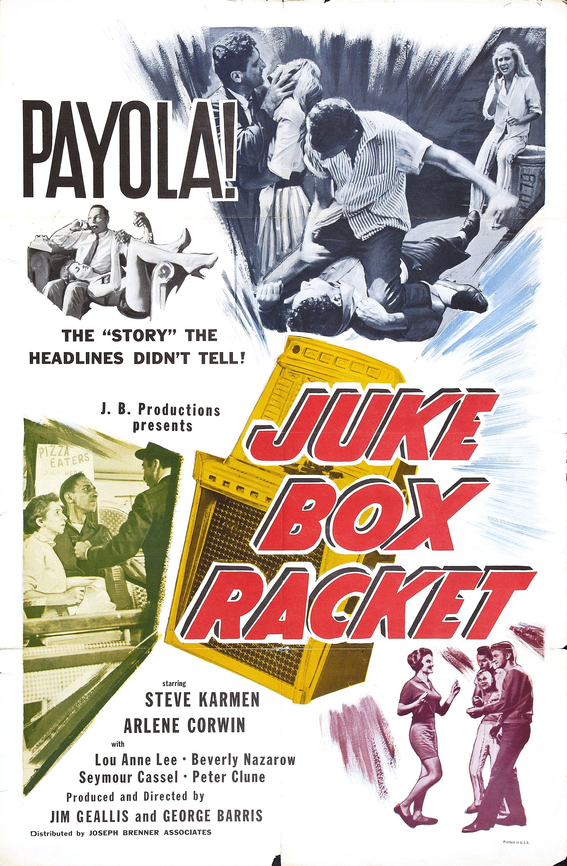 Juke Box Racket (1960)