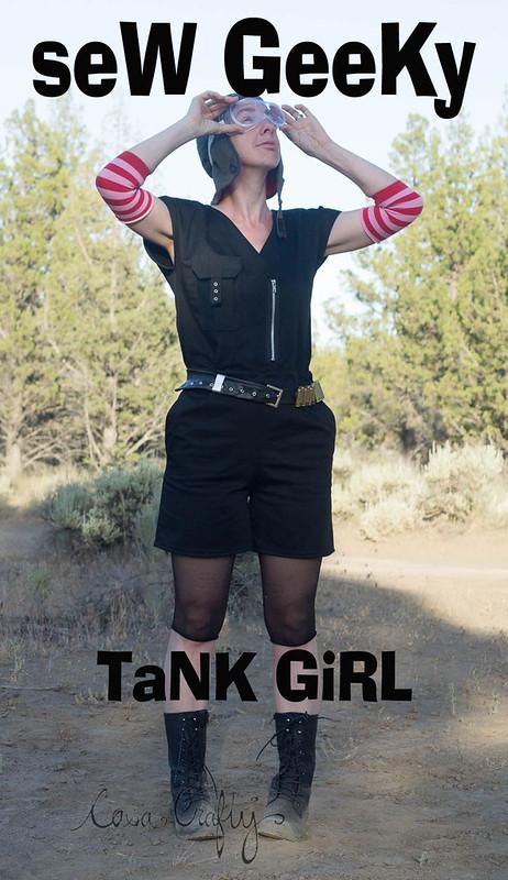 sew geeky tank girl at casa crafty