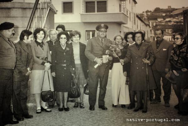 11 - 25 апреля 1974 года - революция гвоздик в Португалии - Каштелу Бранку