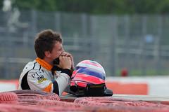International GT Open,Silverstone 2014.