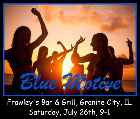 Blue Motive Band 7-26-14