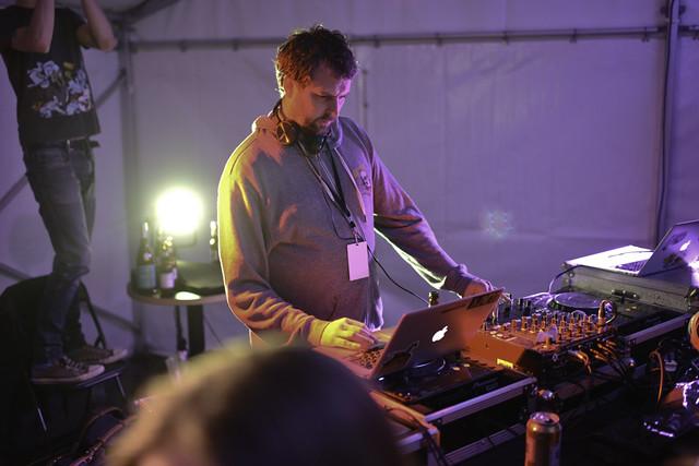 DJ Barry Hogan