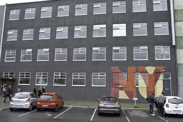 Reykjavík: KEX Hostel